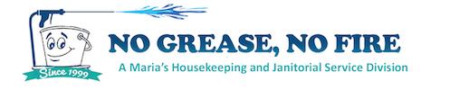No Grease, No Fire Inc.